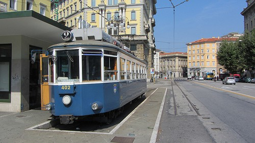 Blogger per caso a Trieste