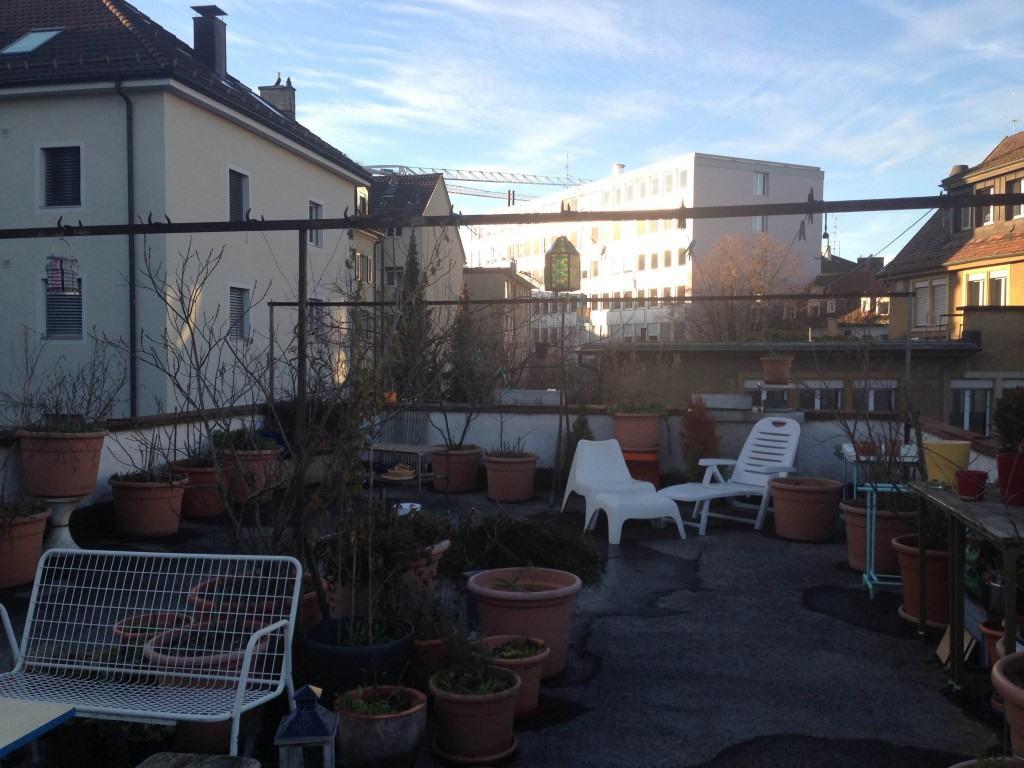 A Zurigo con Airbnb