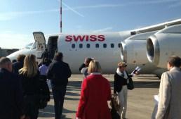 Volare con Swiss