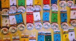 Mercados de artesanias en Zihuatanejo