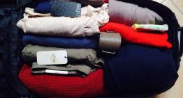 Come si organizza una valigia