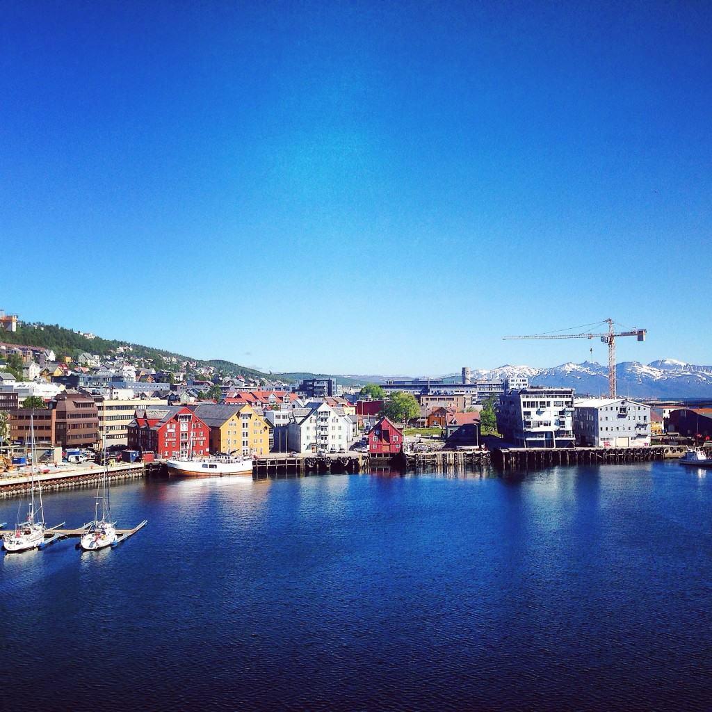Tromso la Parigi del nord