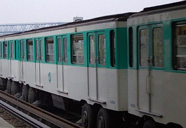 Viaggio a Parigi in treno