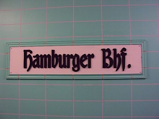 Hamburger Bahnhof museo Berlino