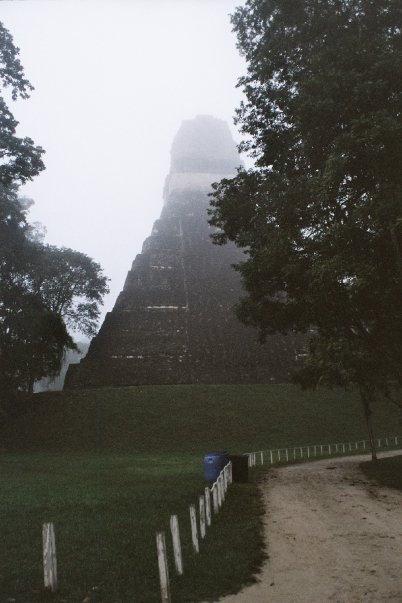 Visitare Tikal
