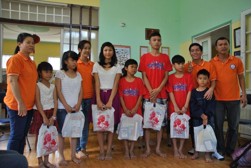 Volontariato in Vietnam