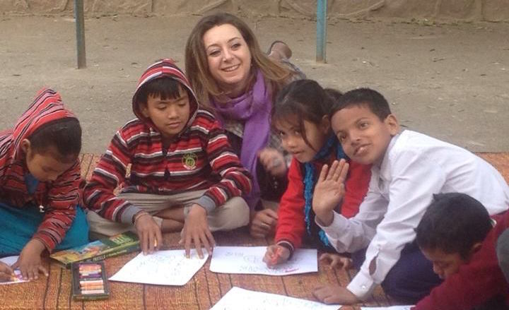Volontariato a Delhi