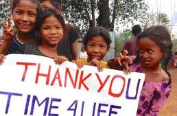 Time4Life International volontariato
