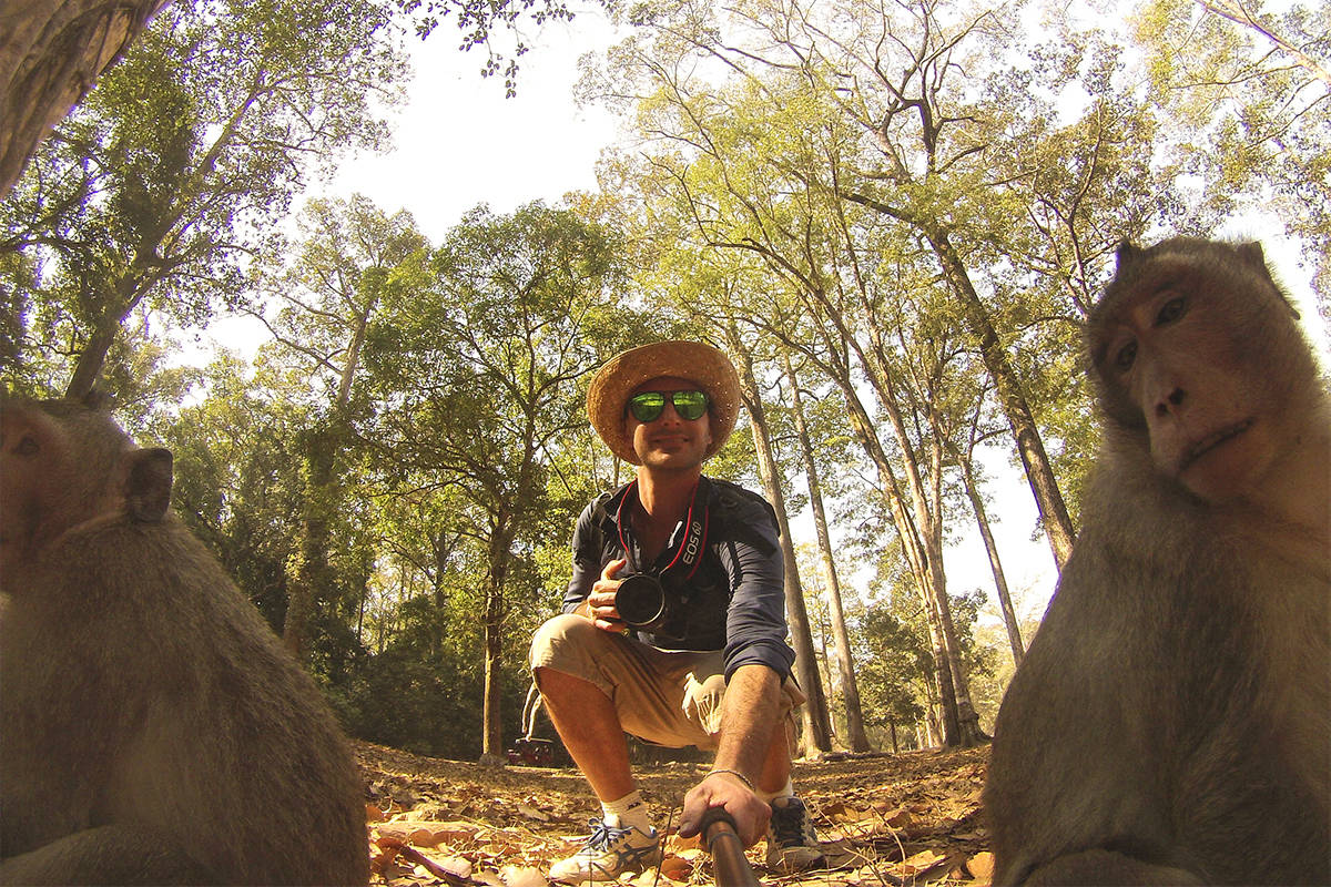Angkor la foresta di pietra