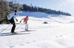 Val Ridanna, patria degli sport invernali