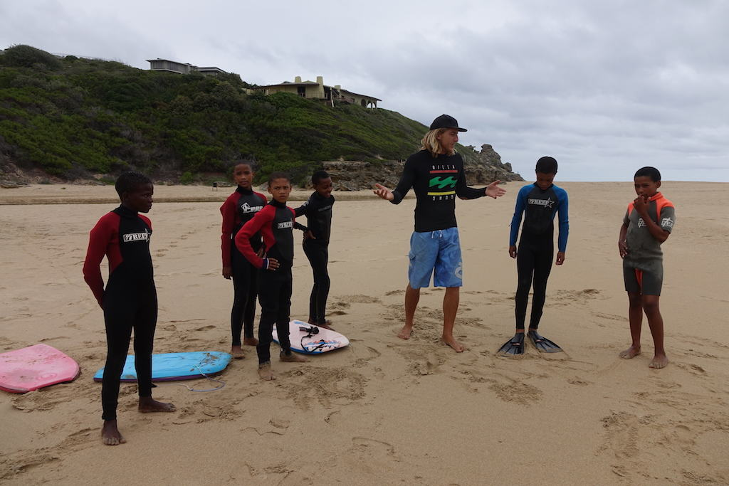 Sudafrica, un progetto di volontariato
