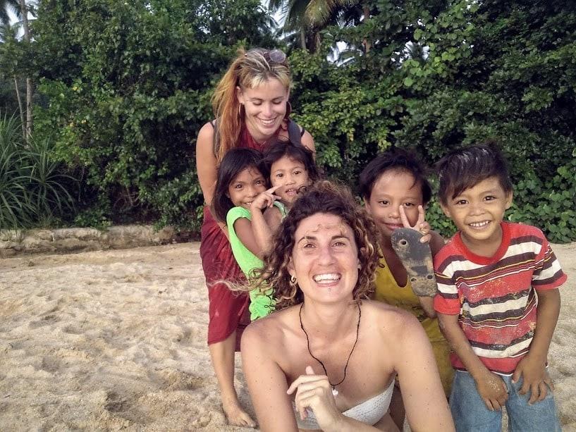 Sud Est Asiatico, esperienza di volontariato