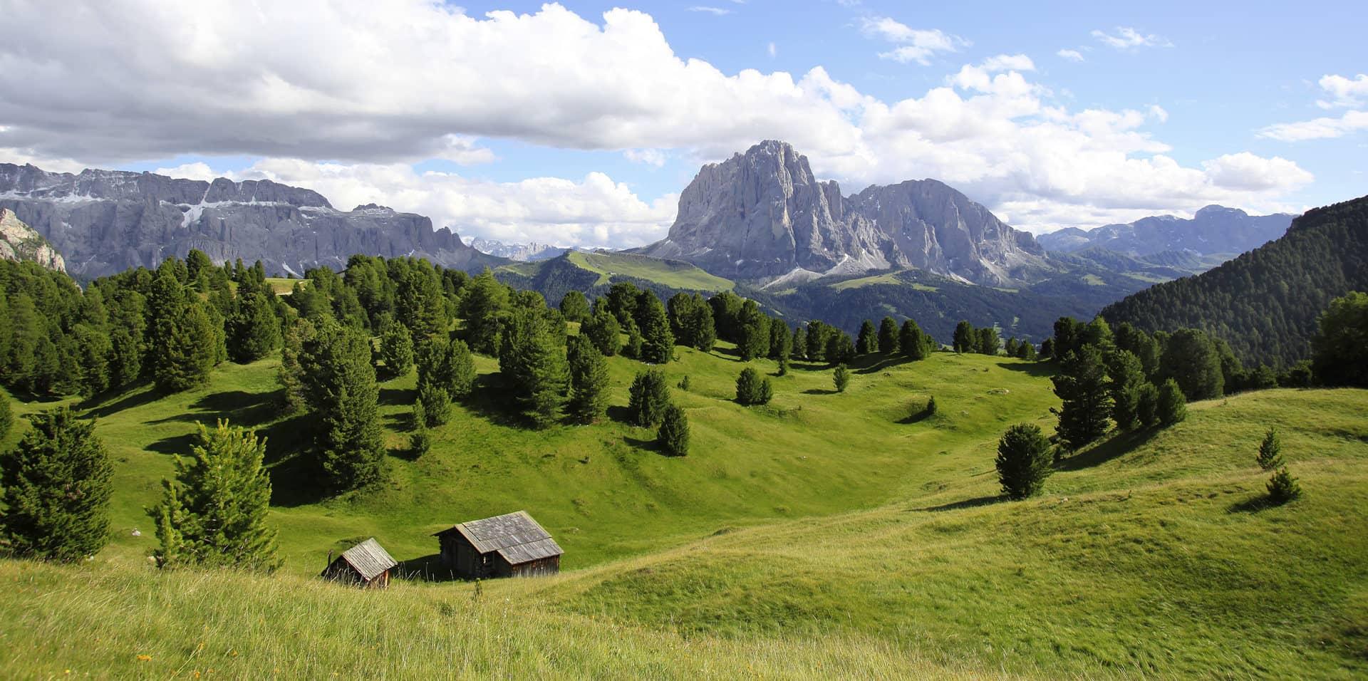 Val Gardena, un luogo di benessere