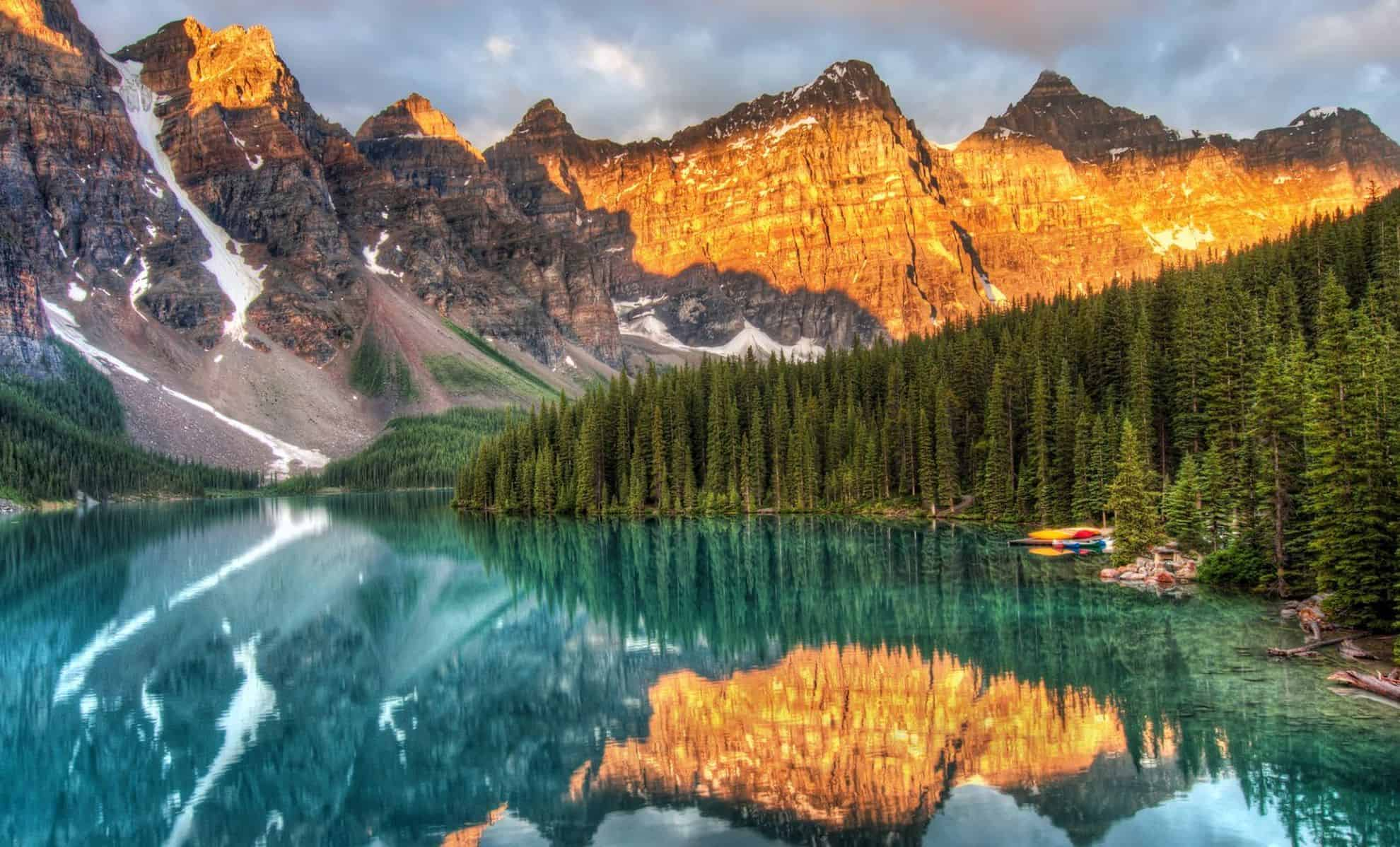 Canada, la destinazione degli spazi infiniti