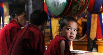Ladakh. Julay, buongiorno a un nuovo giorno