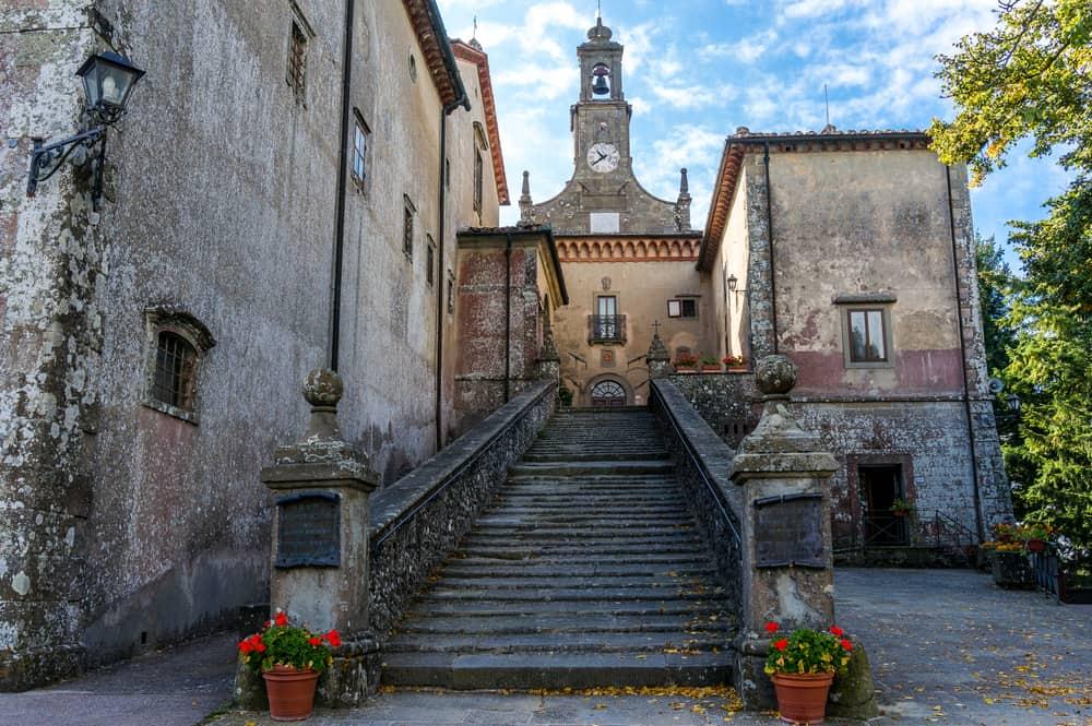 Montesenario, un'escursione da Firenze