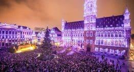 Plaisirs d'Hiver, Natale a Bruxelles