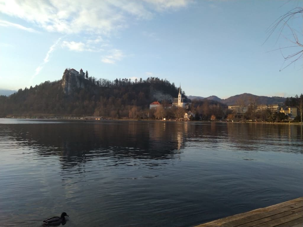 Bled, un weekend in Slovenia