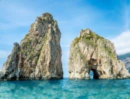 Capri, profumo di deliziosa quiete