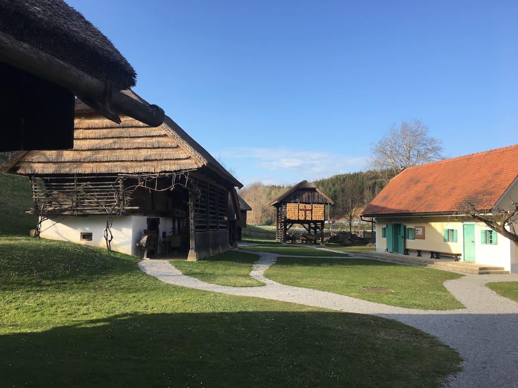 Slovenia rurale. Da Koper a Vrhpolje.