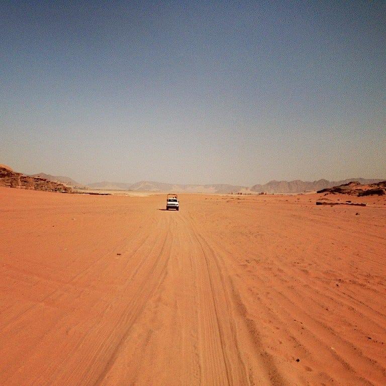 Giordania, alla scoperta del trekking