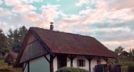 Dolenjska, dal cviček ai Vineyard Cottages