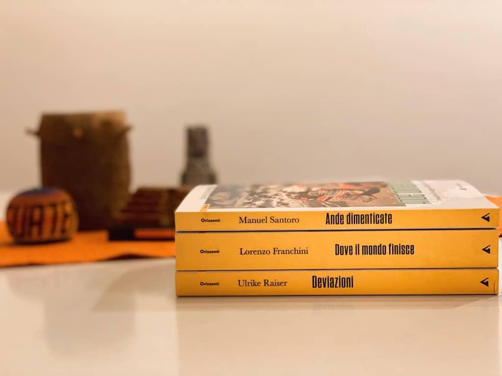 Libri di viaggio. Te ne consiglio 3!