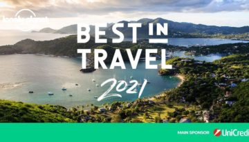 Lonely Planet, Best in Travel 2021