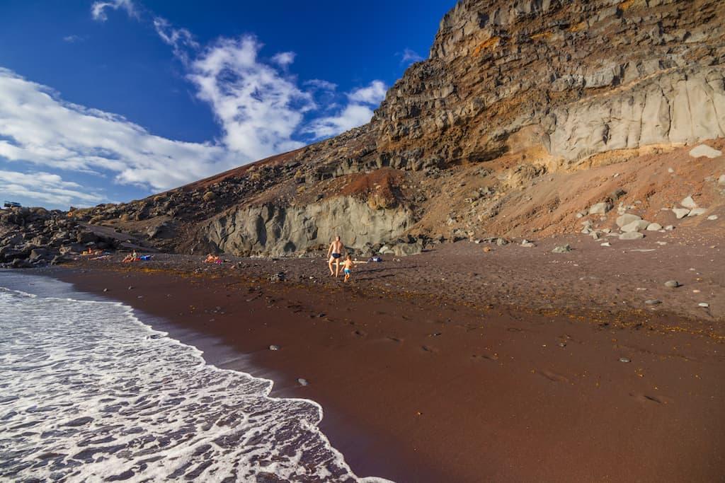 Isole Canarie, forza della natura a colori