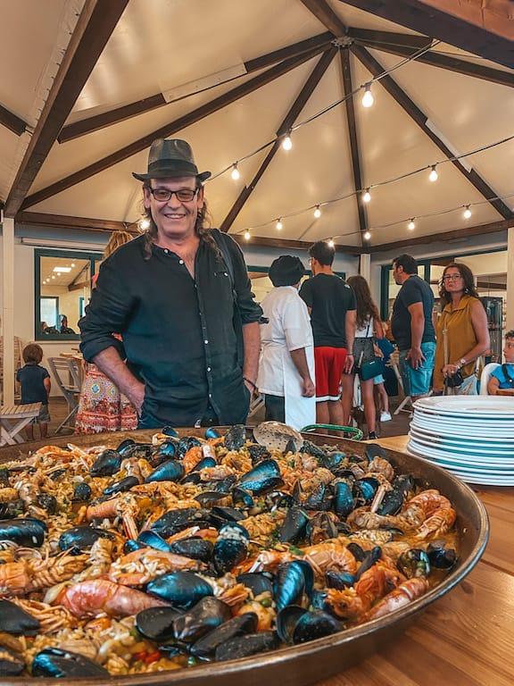 Paella di Anton Roca