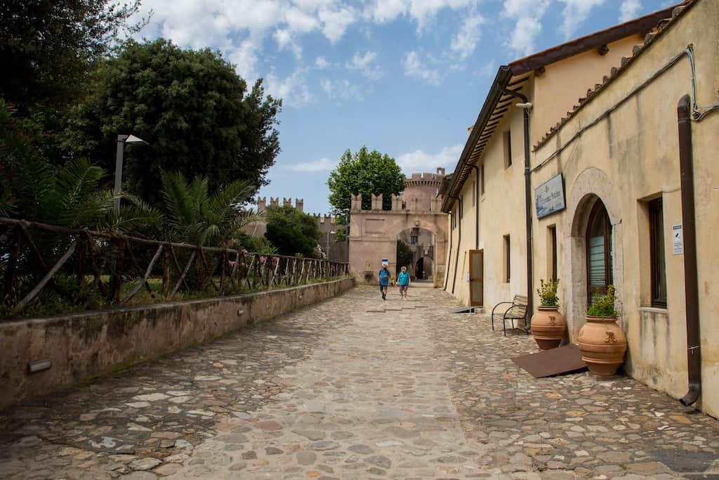 borgo medievale del castello