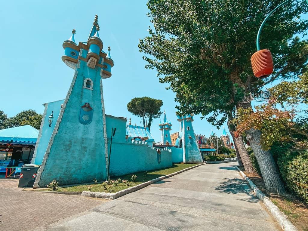 Fiabilandia, il parco divertimenti di Rimini